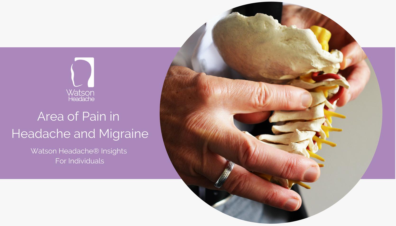 Headache Or Migraine Area Of Pain